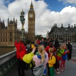 Comenius-Camp in London